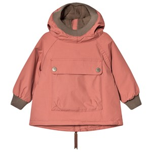 Mini A Ture Baby Wen Anorak Withered Rose 2år/92cm