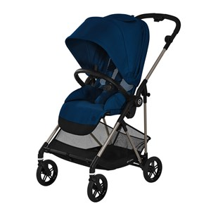 Image of Cybex Melio TPE B Klapvogn Navy Blue One Size (1662493)
