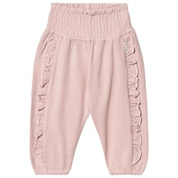 Hust&Claire Trille Mjukisbyxor Dusty Rose