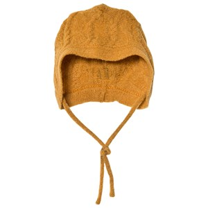 Image of Mini A Ture Filie Beanie Buckthorn Brown 0-6 m (1662046)