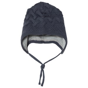 Image of Mini A Ture Gill Beanie Ombre Blue 6-12m (1662005)