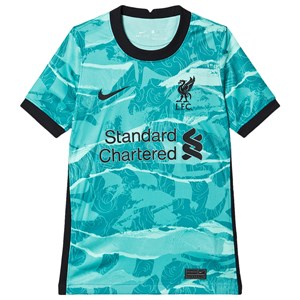 Image of Liverpool FC Liverpool FC Stadium Away Junior Fodboldtrøje Blå XS (6-8 years) (1607784)