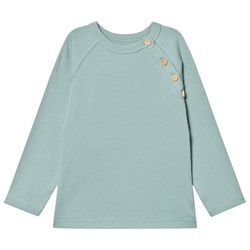 Gullkorn Design Villvette LK T-shirt Green Sea