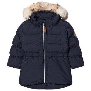 Image of Gullkorn Design Alma Jacket Night Blue 110 cm (4-5 år) (1649347)