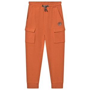 Image of Gullkorn Design Knaust Pants Brown Orange 110/116 cm (1649382)