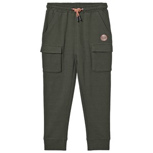 Image of Gullkorn Design Knaust Pants Forest Green 110/116 cm (1649388)