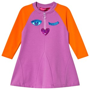 Image of Agatha Ruiz de la Prada Applique Face Kjole 12 years (1601018)