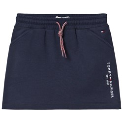 Tommy Hilfiger Branded Skirt Navy