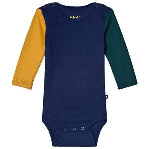 Image of Molo Fair Babybody Colorblock 92 cm (1,5-2 år) (1635451)