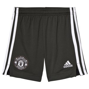 Image of Manchester United Manchester United Away Shorts Grønt 15-16 years (176 cm) (1615791)