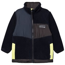 Molo Urbain Fleece jackets Dark Navy