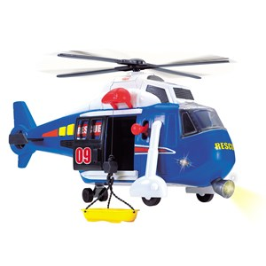 Image of Dickie Toys Action Series Helikopter Blå 3 - 10 years (1617917)