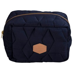 Filibabba Quilted Toiletry Bag Blue