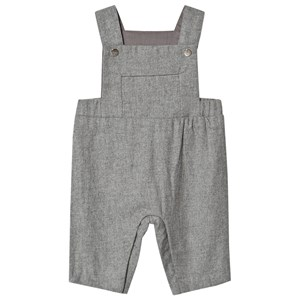 Image of Jacadi Flannel Overalls Gray 1 month (1664977)