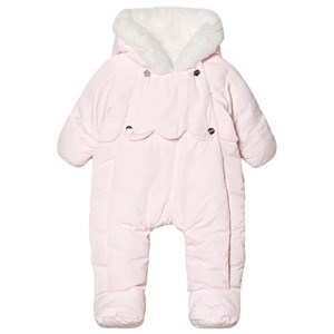 Image of Jacadi Scallop Coverall Pink 1 month (1665248)