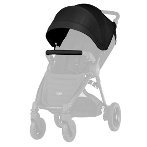 Image of Britax B-Motion/B-Agile Canopy Pack Cosmos Black One Size (1617896)