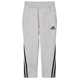 Image of adidas Performance 3 Stripe Tapered Sweatpants Grå 15-16 years (176 cm) (1586936)