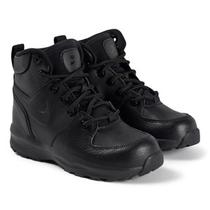 Image of NIKE Manoa Hi-Tops Sneaker Sort 27.5 (UK 10) (1605546)