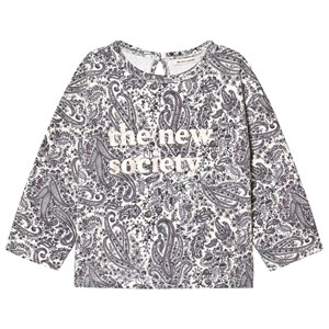 Image of The New Society Paris Sweater Paisley 10 år (1609985)