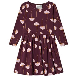 MAINIO Plum Dress Fig