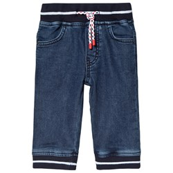 Timberland Pull-Up Jeans Blå