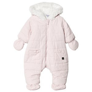 Image of Absorba Bow Coverall Pink 1 month (1623297)