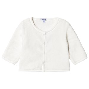 Image of Absorba Quilted Cardigan White 3 months (1623362)