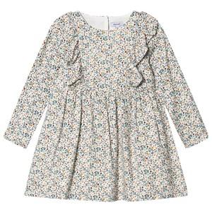 Image of Absorba Floral Liberty Dress Kjole Cremefarvet 12 months (1623532)