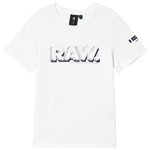 Image of G-STAR RAW Branded T-shirt Hvid 14 years (1626498)