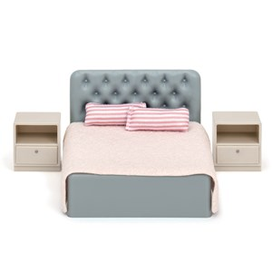 Image of LUNDBY Accessories Basic Bedroom Set 3 - 10 years (1638302)