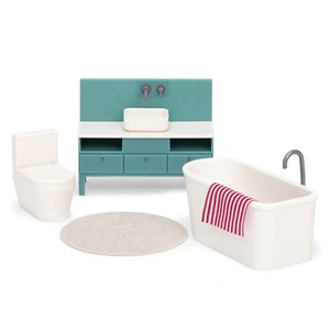 Image of LUNDBY Accessories Basic Bathroom Set 3 - 10 years (1638306)