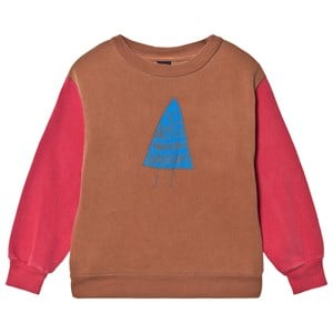 Image of Bonmot Organic Arctic Guardian Sweatshirt Wood 2-3 år (1642722)