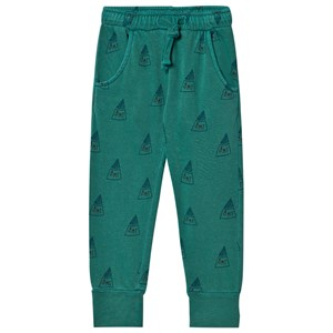 Image of Bonmot Organic Baggy Fleece Pants Greenlake 4-5 år (1642814)