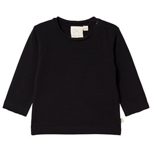 Image of Mini Sibling Jersey T-Shirt Black 0-3 mdr (1722267)