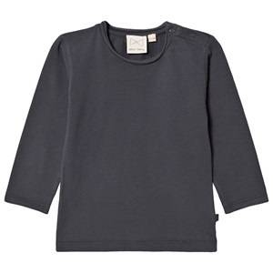 Image of Mini Sibling Jersey T-Shirt Charcoal 0-3 mdr (1669985)