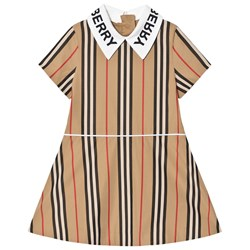 Burberry Cambria Klänning Archive Stripe