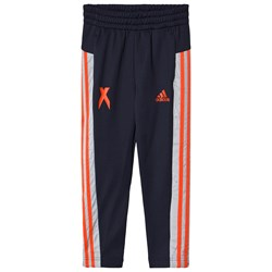 adidas Performance 3 Stripes Trackpants Navy
