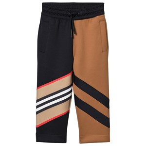 Image of Burberry Archive Stripe Mortie Sweatpants Beige 12 years (1651888)