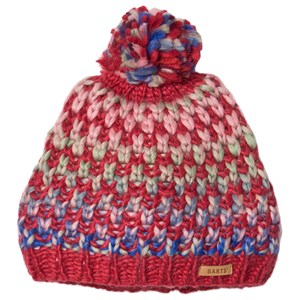 Image of Barts Nicole Knitted Hat Pink 55cm (8 years +) (1669867)