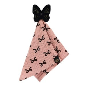 Image of Bjällra Couture Snuggle Cuddle Blanket Bow Collection One Size (1586767)