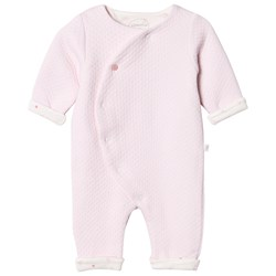 Absorba Pointelle One-piece Pale pink