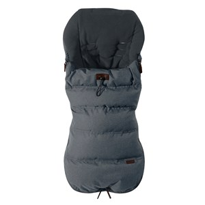 Image of Silver Cross Wave Footmuff Slate One Size (1483016)