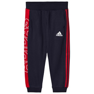 Image of adidas Performance 3 Stripe Sweatpants Legend Ink 7-8 years (128 cm) (1587276)
