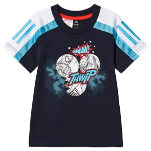 Image of adidas Performance Graphic T-shirt Legend Ink 18-24 months (92 cm) (1587360)