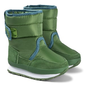 Image of Rubber Duck Classic Snowjogger Star Winter Boots Combo Green 25 EU (1612426)