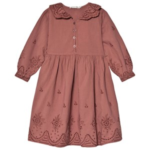 Image of The New Society Beatrice Dress Rose Taupe 10 år (1609857)
