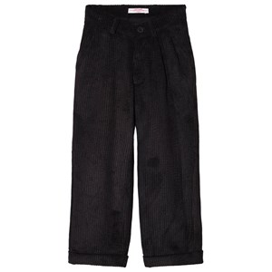 Image of BO(Y)SMANS Pants 203 Rib Black Suit Pants Rib Black 12 år (1660294)