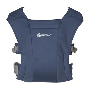 Image of Ergobaby Embrace Baby Carrier Soft Navy One Size (1632224)
