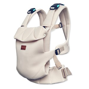 Image of Najell Easy Bæresele Beige One Size (1632222)