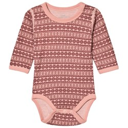 Hust&Claire Baloo Baby Body Desert Red